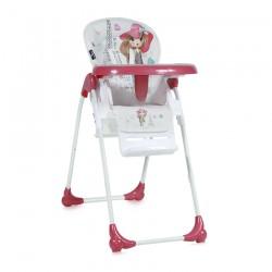 Столче за хранене OLIVER Pink Girl