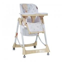 Столче за хранене PRIMO Beige ZaZa