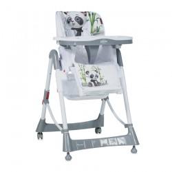 Столче за хранене PRIMO Grey Panda