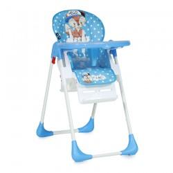 Столче за хранене TUTTI FRUTTI Blue Baby Fox