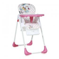 Столче за хранене TUTTI FRUTTI Pink Rabbit