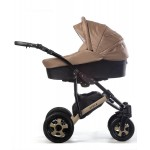 Dizain Baby Бебешка количка Viola Капучино