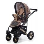 Бебешка количка Viola Капучино