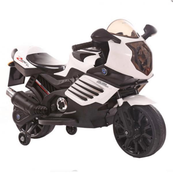 Детски акумулаторен мотор Speed бял