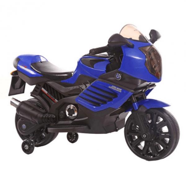 Детски акумулаторен мотор Speed син