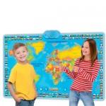 ZANZOON Интерактивна карта на света