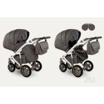 Бебешка количка Sirion Eco Кафява