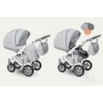 Dizain Baby Бебешка количка Sirion Eco Сив/Оранжев