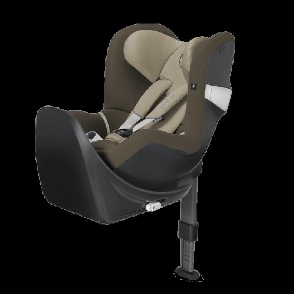 Детски стол за кола Sirona M i-Size & Base M Olive Khaki