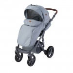 Lorelli Детска количка Rimini Grey Triangles