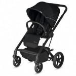 Бебешка количка 2в1 Cybex Balios S Lavastone black