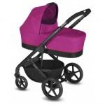 Бебешка количка 2в1 Cybex Balios S Passion pink