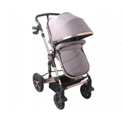 Бебешка количка Darling Beige