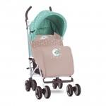 Детска количка Ida Green&Beige Moon Bear