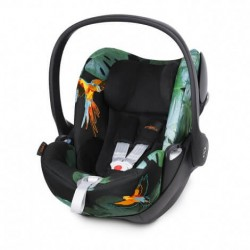 Детски стол за кола Cybex Cloud Q Birds of Paradise