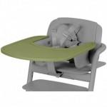 Детско столче за хранене Cybex LEMO Outback green