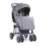 Детска количка Foxy сет Gray Cool Cat