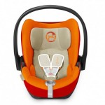 Детски стол за кола Cybex Cloud Q Autumn Gold