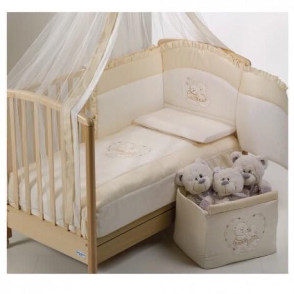 Спален комплект Baby Italia Incanto екрю