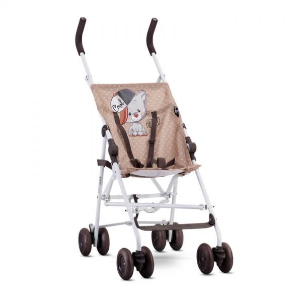 Бебешка количка Flash Beige Cool Cat
