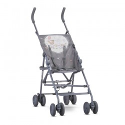 Бебешка количка Flash Grey Bear Party