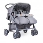 Бебешка количка Twin Grey Cool Cat