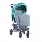 Детска количка Daisy сет Green&Grey