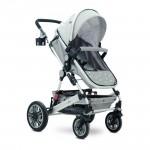 Детска количка Lora Set Grey Triangles