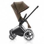 Бебешка луксозна седалка Cybex Priam Lux Seat Cashmere Beige