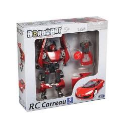 ROAD BOT Трансформираща се кола PEUGEOT RC CARREAU