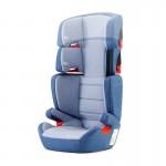 Столче за кола KinderKraft Junior IsoFix, Син