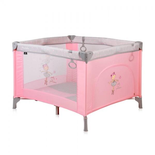 Бебешка кошара Play Station Pink Ballet