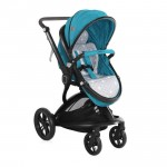 Детска количка Lumina Dark Blue