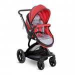 Детска количка Lumina Red