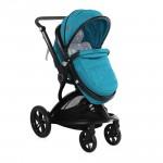 Lorelli Бебешка количка Lumina Set Dark Blue