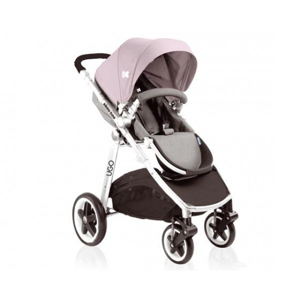 Бебешка количка Ugo Pink