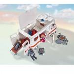 Маша и Мечока-Игрален комплект Линейка