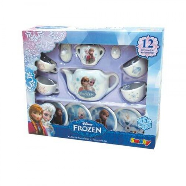 Smoby-Frozen-Порцеланов сервиз