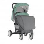 Бебешка количка S300 Green&Grey