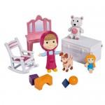 Simba Маша и мечока - Комплект къщата на Маша