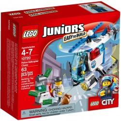 Лего Джуниърс Преследване с полицейски хеликоптер