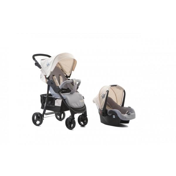 Бебешка количка Verona Blanc