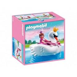 Плеймобил принцеса с лебедова лодка