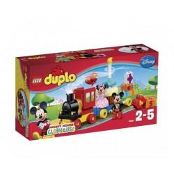 Лего Дупло Мики и Мини парти за рожден ден