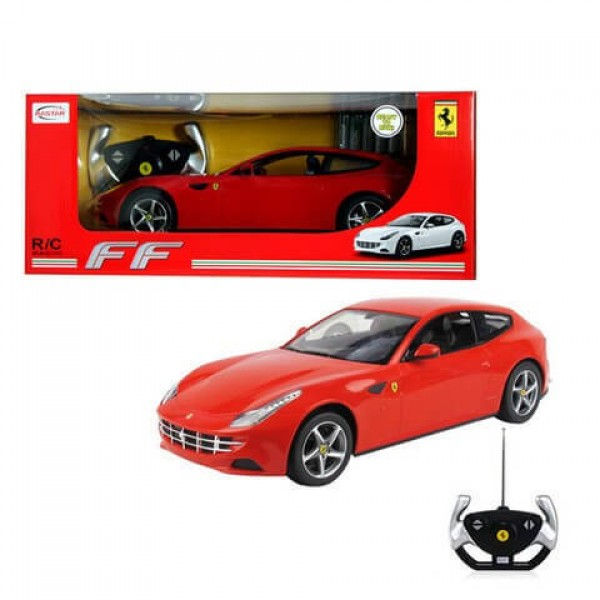 Rastar Кола Ferrari 599 GTO