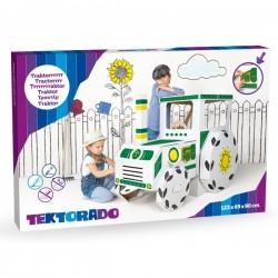 Трактор за оцветяване