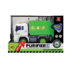 Ocie Камион за боклук със звук и светлина