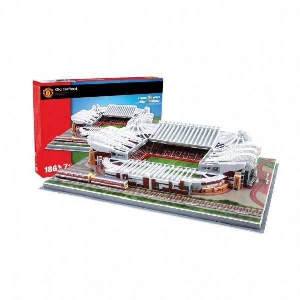 Пъзел Стадион 3D Trafford (Manchester United)