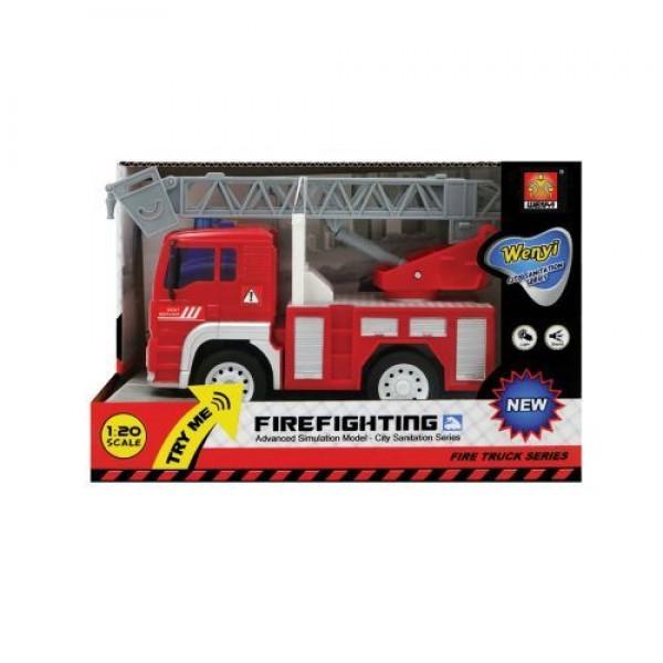 Ocie Пожарна със звук и светлина