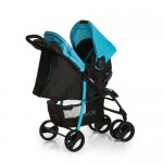 Количка Shopper SLX Trio Set Caviar/Aqua